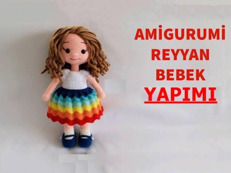 Amigurumi Bebek Elbise Örülüşü - Canım Anne | 563x750