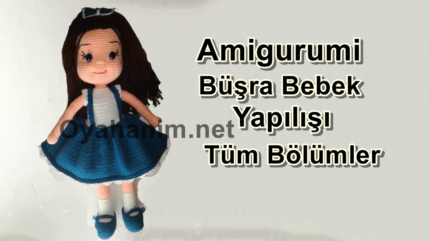 Amigurumi Hamile Bebek Yapımı - Amigurumi Tariflerim | 768x1366